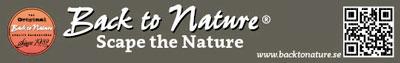 Wir danken unserem Werbepartner 'Back to Nature'