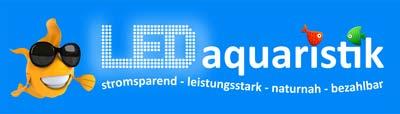 Wir danken unserem Werbepartner 'LED-Aquaristik'