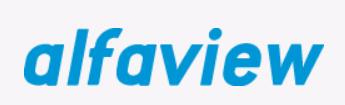 logo alfaview
